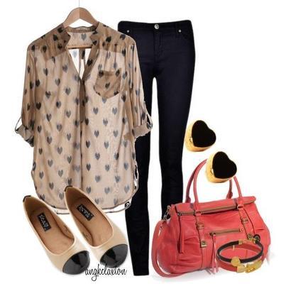 Combinaciones de ropa accesorios y zapatos - Imagui